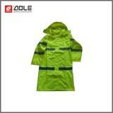 300DPU防雨防护服风衣款