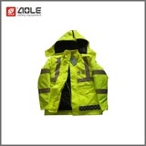 冬季两件套防雨防护服